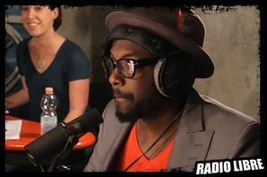 Will I AM dans la Radio Libre