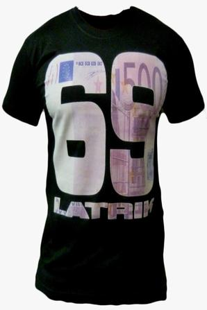 Nouvelle collection 69 LATRIK