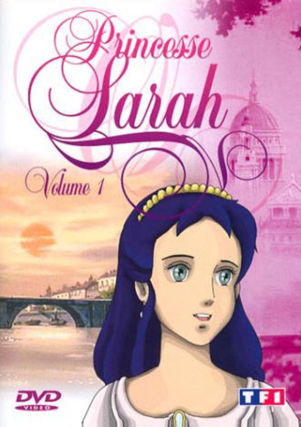 Princesse sarah mangaddict - Dessin anime de princesse sarah ...