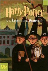 Harry Potter à l'école des sorciers- JK Rowling