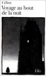 Voyage au bout de la nuit- Louis Ferdinand Céline