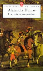 Les trois mousquetaires- Alexandre Dumas