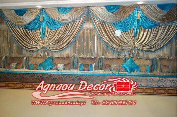 rideau salon marocain 2013