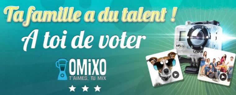 CONCOURS OMIXO: Vote pour tes vidos prfres !