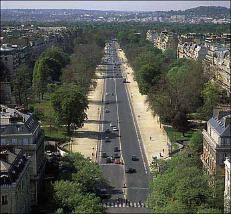 Avenue foch tout le charme de paris - Nachtclub avenue foch ...